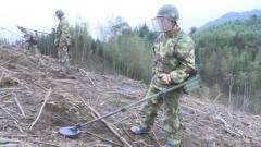 军视Vlog|扫除一颗地雷需要多长时间?戳视频找答案