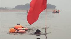 """5000米极限泅渡 特战奇兵""""泳装""""上阵"""