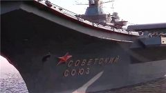 俄罗斯计划2023年开建核动力航母
