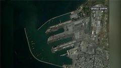 俄两艘军舰驶入叙利亚塔尔图斯港