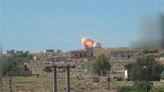 敘政府軍在西北部軍事行動持續