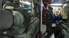高噪音的海警船機艙 溝通方式你想不到