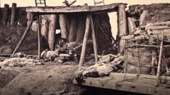 西方随军记者真实记录 第三次大沽口之战过程惨烈