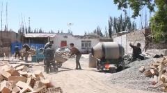 新疆喀什疏勒縣:子弟兵助力少數民族脫貧攻堅