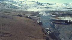 西藏军区某合成旅装甲分队开展多科目连贯考核