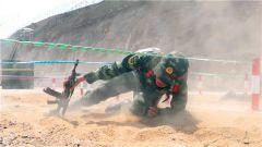 武警山东总队开展教练员战术集训