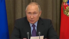 普京说激光武器将决定俄军21世纪战斗力