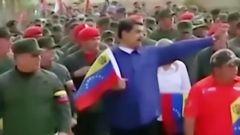 马杜罗:需通过对话化解委内瑞拉政治分歧