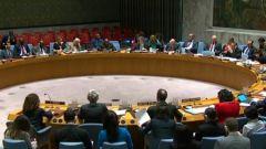 安理会举行叙利亚问题会议