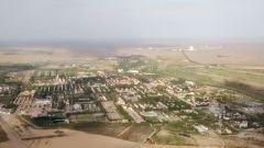 沙尘暴来袭  科技人员坚守岗位保护航天设备安全
