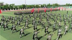 多地民兵展开综合演练 检验应急反应能力