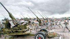 陆军第81集团军某旅高炮一连组织主题党日活动