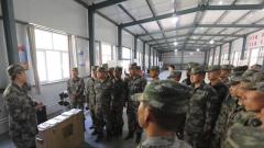 解放軍文工團赴帕米爾高原開展文化服務