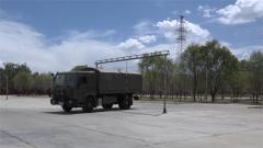 西藏军区某汽车运输旅开展高原野外技能考核