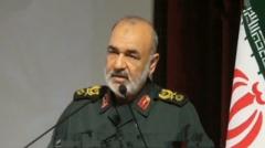 伊革命衛隊司令:不好戰 但不畏戰