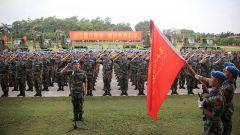 【第一军视】守卫和平:第十八批赴黎维和建筑工兵分队出征