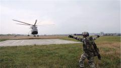 陆军第75集团军某旅:空中突击作战快速精准