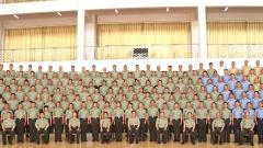 习近平在视察陆军步兵学院时强调全面提高办学育人水平为强军事业提供有力人才支持
