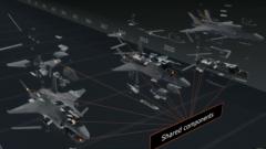 日本墜海F-35A黑匣子成功打撈 墜機事故仍成謎