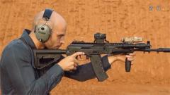 """抛弃原有AK系列设计 AK-12突击步枪内部结构""""焕然一新"""""""