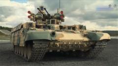 """防御和打击能力极强 """"终结者""""BMPT坦克支援战车出场"""