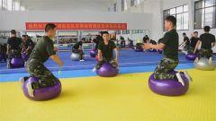湖南总队:培养科学施训的军体教员
