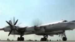 美军机在阿拉斯加附近拦截俄军机 美军方:俄军机始终处于国际空域