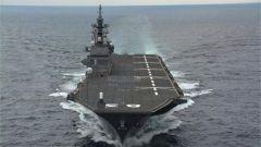 """日本""""准航母""""远航跟以往有何不同?杜文龙:试验示强"""