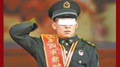 """""""扫雷英雄""""杜富国:特殊军礼,立起无言丰碑"""