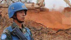 中國維和工兵承建南蘇丹重要補給線道路工程開工