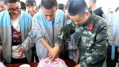 軍旅初體驗!來看有兵哥哥陪伴的特別生日會