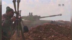 俄國防部:敘政府軍擊退極端組織大規模襲擊