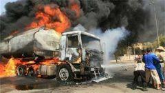 伊拉克边境城镇遭汽车炸弹袭击2死1伤