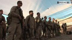 美從約旦向伊拉克增兵 進一步推高沖突風險