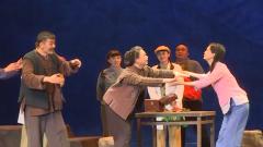 駐京老干部觀看民族歌舞劇《太行奶娘》