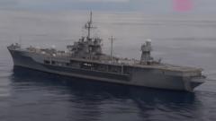 美日韓澳首次在西太平洋聯合軍演