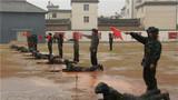 暴風雨遇上實彈射擊,這才夠實戰!