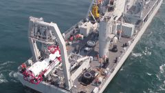 太先进!LR-7深潜救生艇大揭秘