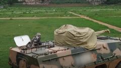 陸軍第75集團軍某旅:輕武器實彈考核 檢驗官兵訓練質效