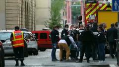 法国里昂发生爆炸 至少13人受伤