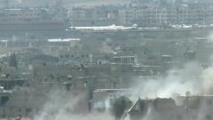 敘利亞否認政府軍使用化學武器