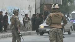 阿富汗首都一清真寺遭爆炸袭击