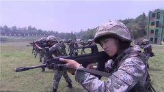 新聞特寫:特戰女兵的特戰夢