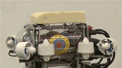 世界智能水下机器人挑战赛落幕 军校学员创佳绩