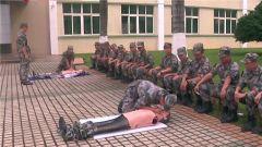 陸軍某綜合訓練基地組織安全骨干暨安全管理信息員集訓