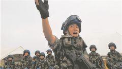維和步兵營連長米秀剛——維和漢子的鐵骨柔情