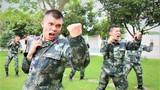 擒敵基礎動作訓練