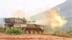 陸軍第73集團軍某旅:炮兵實彈射擊快打快撤密切協同