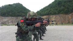 野外开训!极限训练锻造特战尖兵