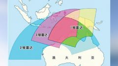 澳大利亞升級高頻雷達引關注
